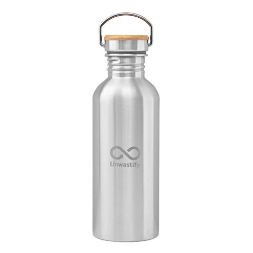 Unwastify stainless steel bottle 1000 ml