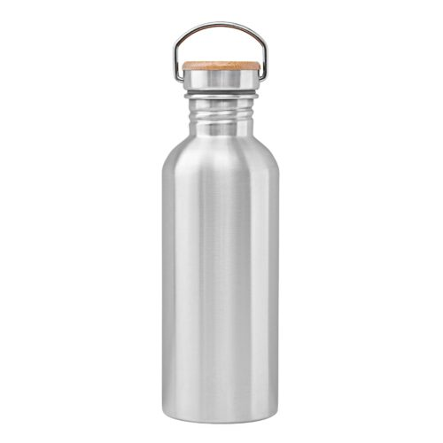 Stainless steel bottle 1000 ml backside