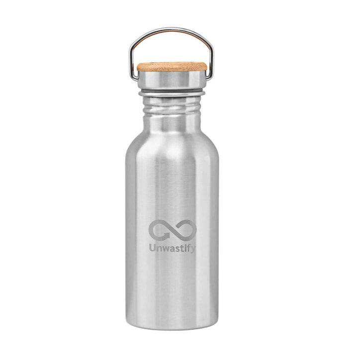 Unwastify stainless steel bottle 500 ml