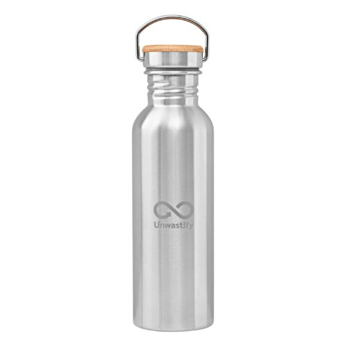 Unwastify stainless steel bottle 750 ml