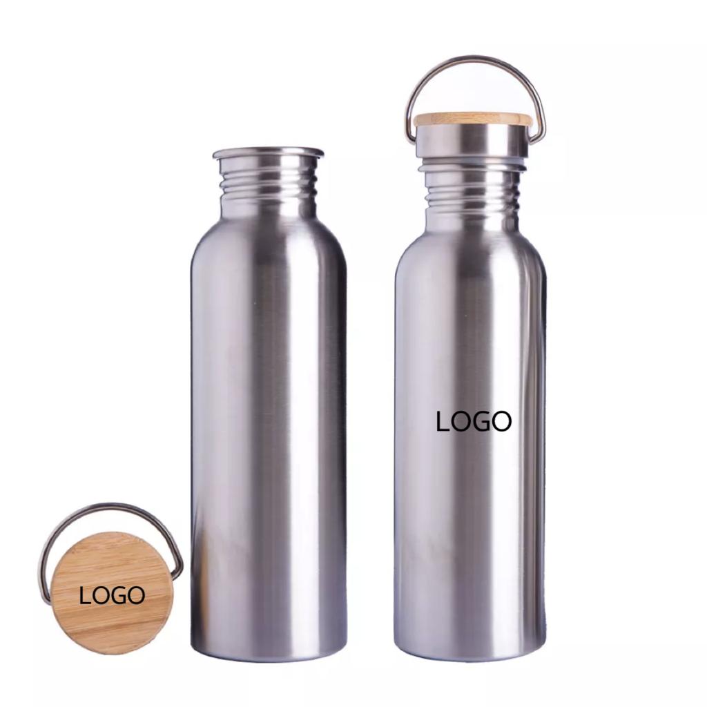 Edelstahlflaschen mit eigne logo